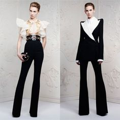 Alexander McQueen has unveiled the Resort 2013 collection. The collection is inspired by 70s rock star David Bowie and the paintings of Gustav Klimt, it showcases the typical David Bowie hairstyle, printed with bold metallic patterns and the typical David Bowie blazer.