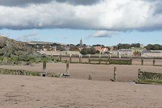 Spittal Beach in Berwick upon Tweed, Northumblerland taken roadtesting the Sony NEX 5 camera: http://www.europealacarte.co.uk/blog/2010/09/17/sony-nex-5-photos-spittal-beach-berwick-tweed/