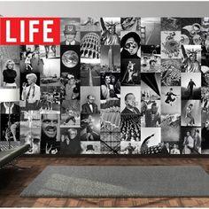 Life Magazine Collage