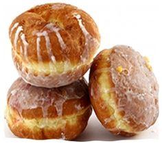 Baked Doughnuts - Doughnuts - Sufganiyot