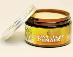 Oyin Handmade Burnt Sugar Pomade - I used this when I first did my BC (big chop) and loved the smell and the shine and moisture it provided. I need to revisit this and use it to seal my ends after paper making valentine cards Oyin Handmade, Handmade Crafts, Handmade House, Handmade Jewelry, Handmade Headbands, Handmade Silver, Natural Hair Care, Natural Hair Styles, Burnt Sugar