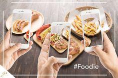 Seguramente no sabías que practicabas el #FoodPorn, el arte de fotografíar #comida Irresistible.
