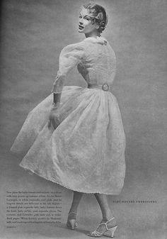 May Vogue 1954 | Flickr - Photo Sharing!