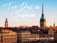 Two days in Stockholm, Sweden, the birthplace of my great-grandfather, during our winter trip to connect with our family and personal history in Scandinavia. Recommendations on the top sites to see, our best places to eat as well as reviews, recommendations, and tips for the best activities for kids during a quick family trip to Stockholm, Sweden. Click or visit to get all the details on FabEveryday.com.