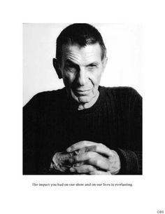 'Big Bang Theory' Remembers Leonard Nimoy With Touching Tribute