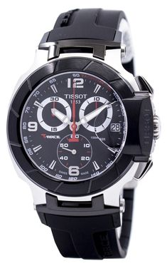cddeef71aed Tissot T-Race Chronograph T048.417.27.057.00 T0484172705700 Gents  Watch  Tissot T