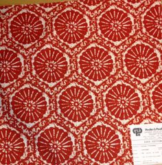 3 Assorted Vintage Pindler and Pindler Fabrics 12.5 x by Kamilalux, $1.99