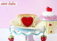 Muffin mit Herz;