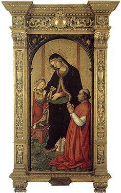 La Pintura Renacentista, Bernardino di Betto Bardi (1502)