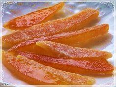 Portakal Şekerlemesi Nasıl Yapılır?