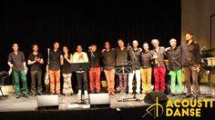 Concert de l'orchestre La Marcha au festival Acousti'danse à L'Haÿ-les-Roses