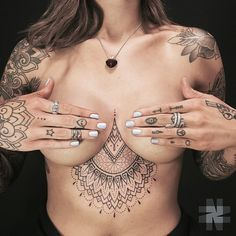 this sternum piece tho...