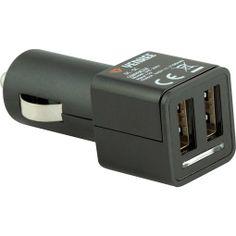 Autonabíječka s USB výstupem YAC 2001