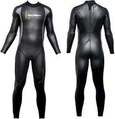 Mens aqua skin full suit triathlon bodyskin black #swimsuit #wetsuit #swimming ,  View more on the LINK: http://www.zeppy.io/product/gb/2/351607540519/