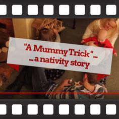 A Mummy Trick is a short film I wrote for the 2013 Nativity Factor competition. Coming overall, the film was awarded the title Most Heartwarming Story. The Nativity Story, Story Video, Short Film, Competition, Posts, Blog, The Birth Of Christ, Messages, Blogging