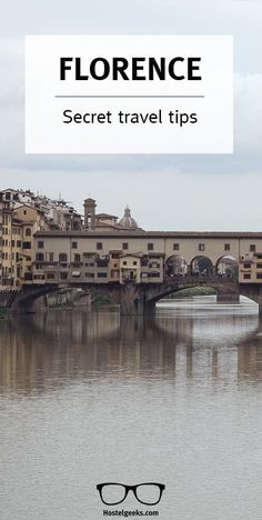 Is Florence touristic? Find the authentic Florence with our secret travel tips. Download them for free at http://hostelgeeks.com/non-touristy-things-florence/