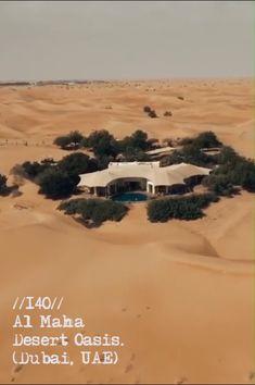 Book your escape at Al Maha, a Luxury Collection Desert Resort & Spa, Dubai. Our exclusive Dubai hotel offers luxury accommodations & unmatched experiences. Dubai Vacation, Dubai Travel, Hotel Oasis, Dubai Guide, Desert Resort, Dubai Desert, Hotel Architecture, Exotic Beaches, Visit Dubai