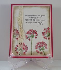 Simply Soft...Stampin' Up!