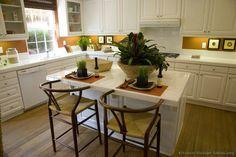 White kitchen idea