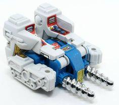 Transformers G1 Twin Twist