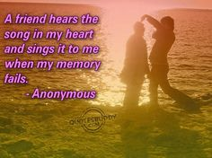 Anonymous Quotes About Friendship Magnificent List Of Top 10 Best Friendship Quotes  Friendship Quotes