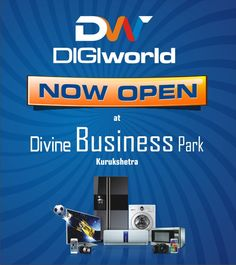 Shri Subhash Sudha (MLA - Thanesar, Haryana) Inaugurated one of the leading retail outlets for branded electronic products. So, you do not need to stray here or there as #DIGIworld is now opened to purchase favorite products.