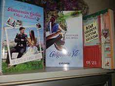 Beyda'nın Kitaplığı: Kasım Ayı Kitap Alışverişleri 2