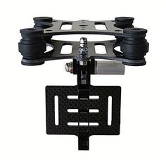 GoolRC Gimbal FPV Camera Mount with Anti Vibration Plate for DJI Phantom Walkera Qr X350 Gopro Hero 3 3+ 4 CF Carbon Fiber - http://www.midronepro.com/producto/goolrc-gimbal-fpv-camera-mount-with-anti-vibration-plate-for-dji-phantom-walkera-qr-x350-gopro-hero-3-3-4-cf-carbon-fiber/