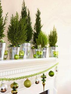 Piparkakku: green christmas
