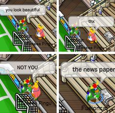 Club Penguin bans - Penguin Funny - Funny Penguin meme - - The post Club Penguin bans appeared first on Gag Dad. Club Penguin Funny, Funny Club, Funny Memes, Hilarious, Jokes, Cartoon Memes, Stupid Memes, I Love To Laugh, Laughing So Hard