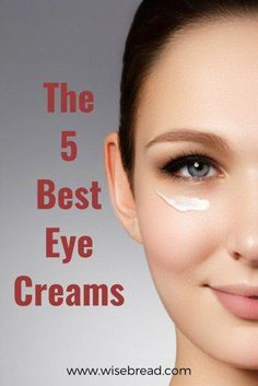 Look after your skin & feel younger with the best eye creams on the market | #eyecream #facecream #skincare #skin #face #beauty #beautyhacks #beautytips #selfcare #CastorOilEyelashes
