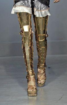 Balenciaga leggings c.2007