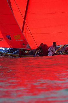 Martinique's colorful Yawl Boat Race by SBPR on Flickr.