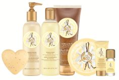 Vanilla Bliss The Body Shop
