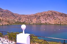 Spacious Getaway by Lake Kournas Lake View, Crete, Grand Canyon, Villa, Island, Travel, Viajes, Islands, Destinations