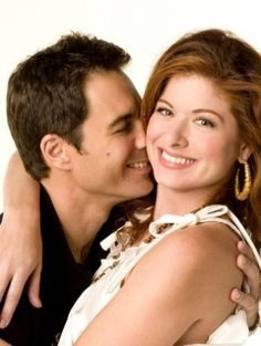 TV show fashion history - Will and Grace... Loved this comedy show! Especially how quirky Karen was.