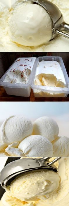 5 Tips to make creamy homemade ice cream, If you like dinos HELLO and give to Like MIREN - Ice cream - Helados Sorbet Ice Cream, Ice Cream Pies, Ice Cream Desserts, Frozen Desserts, Ice Cream Recipes, Mantecaditos, Sorbets, Gelato, Homemade Ice Cream