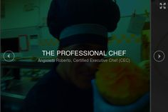 PhotoSnack | The Professional Chef by Angioletti Roberto