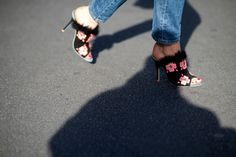 The best, worst, and craziest street-style shoes of Fashion Month by Youngjun Koo