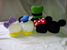 Mickey Mouse Club House hats