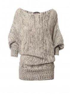 Cozy Casual Sweater. Would be really cute with leggings or skinny jeans & some boots.