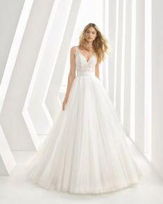 Vestidos novia laura escanes