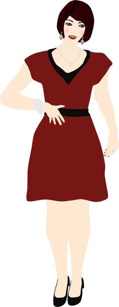 Criando e Personalizando: Designs Ilustraçãoes Mascotes Femininos