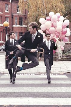 I'm getting married in the morning....Thomas Pink menswear.