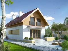 Pryma (116,62 m2) to projekt domu na wąską działkę (od 14,25 metrów szerokości) z niezwykle funkcjonalnym układem pomieszczeń. Pełna prezentacja projektu dostępna jest na stronie: https://www.domywstylu.pl/projekt-domu-pryma.php. #projekty #projekt #domy #dom #domywstylu #mtmstyl #nawąskądziałkę #wąskadziałka #aranżacje #design
