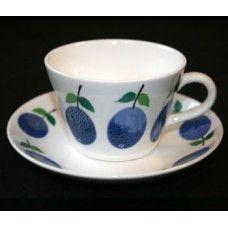 Prunus, Kaffegods kon Stig Lindberg