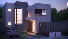 Planos de espectacular casa de 139 m2