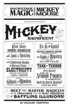 DesignerLand: April 2011 Mickey