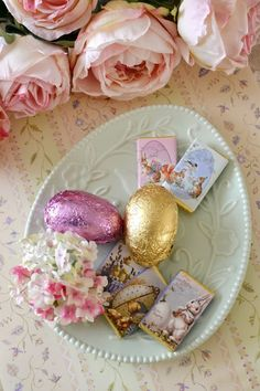 Jennelise: Easter Colours