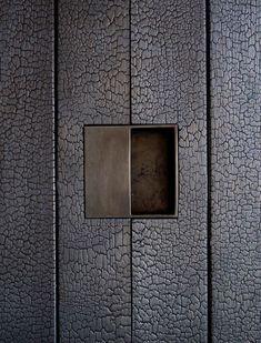 charred wood furniture - Bing images